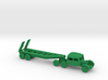 1/160 Scale Scammel Tank Transporter And Trailer 3d printed