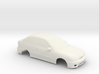 124 Excel Slot Car 3d printed