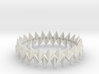 Small Bracelet WB - Origami Inspired Design   3d printed