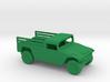 1/160 Scale Humvee Soft Top Troop 3d printed