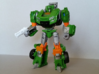 """""""CYBER EAGLE"""" Transformers Weapon (5mm post) 3d printed Generations Hoist"""