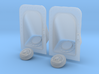 1.8 TRAPPE KERO PUMA 3d printed
