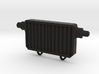 1:10 Scale Cooler Fits our Grill for RC4WD Blazer 3d printed