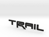 Trail Revision 2 upScaled 3d printed