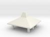 Kona Airport Hut - small 3d printed