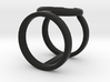Occult Ring 3d printed