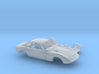 1/160 1968-73 Opel GT Two Piece Kit 3d printed