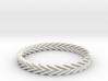 Bracelet Miura - Origami Inspired Design 3d printed