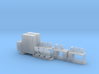 N Scale Office Furniture 3d printed