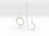 """BotW"" Yiga Weapons Set 3d printed"