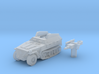 Sd.Kfz 250 vehicle (Germany) 1/200 3d printed