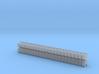 1/64 Grain bin roof vent 3d printed