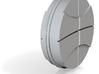 Basketball Coin 3d printed