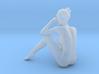 Mini Sexy Woman 009 1/64 3d printed