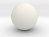 Test Sphere Hollow 2 in 3d printed