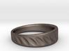 Ring Diagonal Scallops 3d printed