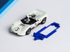 1/32 MRRC Chaparral 2C Chassis for Slot.it pod 3d printed Chassis compatible with MRRC or Revell-Monogram Chaparral 2C body (not included)