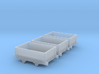 Aberllefenni Box Wagon (x3) 3d printed
