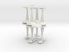 MicroFleet TOS Coalition Sampler (9 Pcs) 3d printed