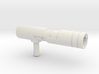 Titan Soundwave Cannon, 5mm 3d printed