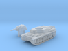 Hotchkiss tank (French) 1/144 3d printed