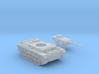 Panzer III L (Germany) 1/200 3d printed