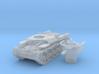Chi-Ha 97 Tank (Japan) 1/144 3d printed