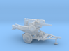 1/87 Scale M167 VADS Towed 3d printed