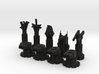 War Chess 3d printed