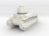 PV24A Type 89B Medium Tank (28mm) 3d printed