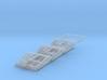 1:72 3x Stairs 4 3d printed