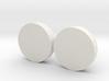 Fidget Spinner Nano Caps 3d printed