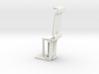 Vertical Valance Clip Louverdrape 022 3d printed