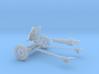 GA005 Anti-tank gun 37mm Pak 36 L/45 1:48 3d printed