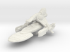 "(MMch) Baudo Yacht ""Pulsar Skate"" 3d printed"