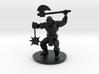 Elite Orc Warrior 3d printed