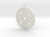 Cute Cookie Pendant Charm 3d printed
