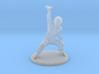 Krilin dragonball z 3d printed