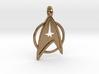 Star Trek Keychain 3d printed
