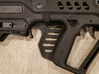Tavor SAR Shark Fin + Brace - Right-handed 3d printed