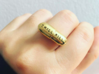 CHILL PILL RING 3d printed