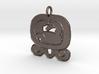 Kej Nahual Pendant (precious metals and wearable s 3d printed