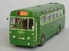 1:43 London Transport-RF Greenline_ Body 3d printed