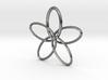 Infinity Hoops 3d printed