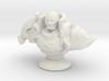 Golem Bust 3d printed