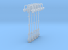 Street Light type B - Z scale 1:220 3d printed