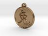 Rabbit - Traditional Chinese Zodiac (Pendant) 3d printed