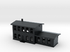 Train station - T scale - 1:450 3d printed