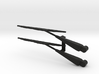 SR50022 SR5 wipers 3d printed