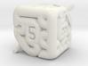 Brain d6 3d printed